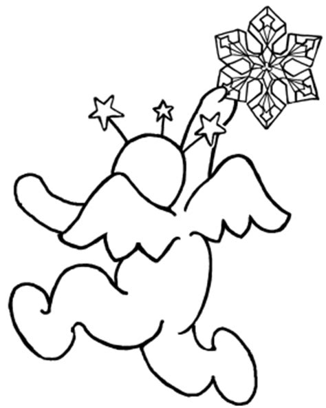 coloring pages of snow angels how to draw snow angel