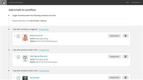 email workflow how personalization automation can boost email conversions