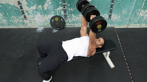 old bench press build more chest muscle in less time muscle fitness