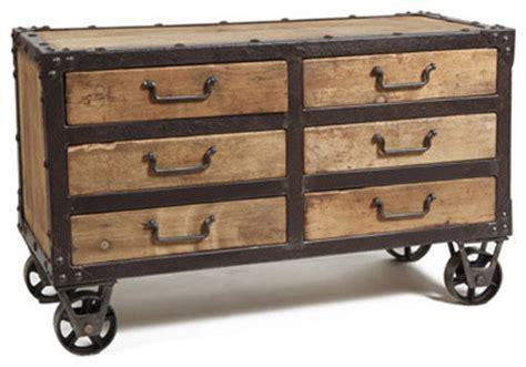 6 drawer cabinet on wheels raker s 6 drawer cabinet on wheels