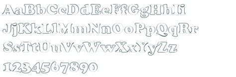 Free Arial Black Outline Font by Black Outline Font Pictures To Pin On Pinsdaddy