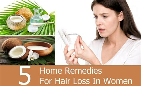 home remedies for hair loss for over 50 coconut decrease hair fall with this easy and quick home