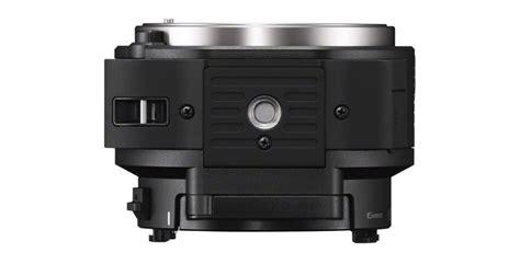 Lensa Sony Qx sony qx1 diperkenalkan dengan sokongan lensa boleh ubah