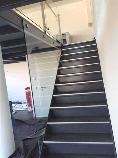 glasgel nder treppe treppe glasgel 228 nder demelt metallbau und stahlbau gmbh