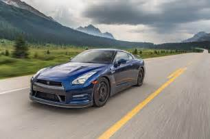epic drives exploring alberta canada in a 2015 nissan gt r