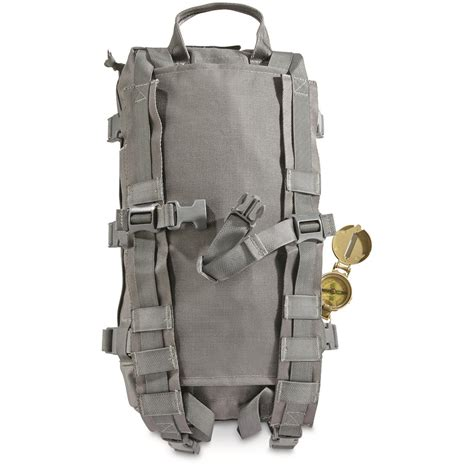 Luella Strappy Army Bag by Us Army Aviation Surplus Skram Survival Bag New