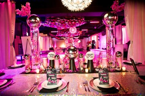 pink themed events pink nyc bat mitzvah party new year s eve mazelmoments com