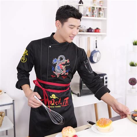 Sweater Chef popular hotel restaurant uniforms buy cheap hotel restaurant uniforms lots from china hotel