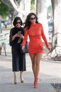 Verona Pooth In Mini Dress Out » Home Design 2017