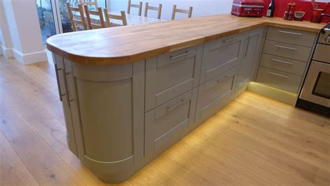 Plinth Lights Kitchen Flooring Style Within