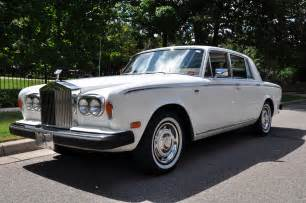 1979 Rolls Royce Silver Shadow Ii 1979 Rolls Royce Silver Shadow Ii Information And Photos