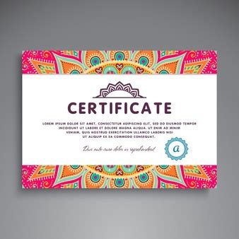 floral design certificate edmonton indian vectors photos and psd files free download