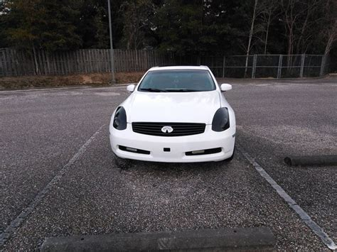 infinity for sale by owner used 2003 infiniti g35 for sale by owner in pensacola fl