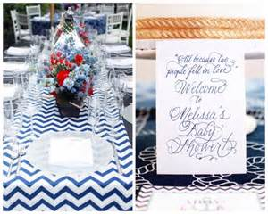 nautical baby shower inspired by this
