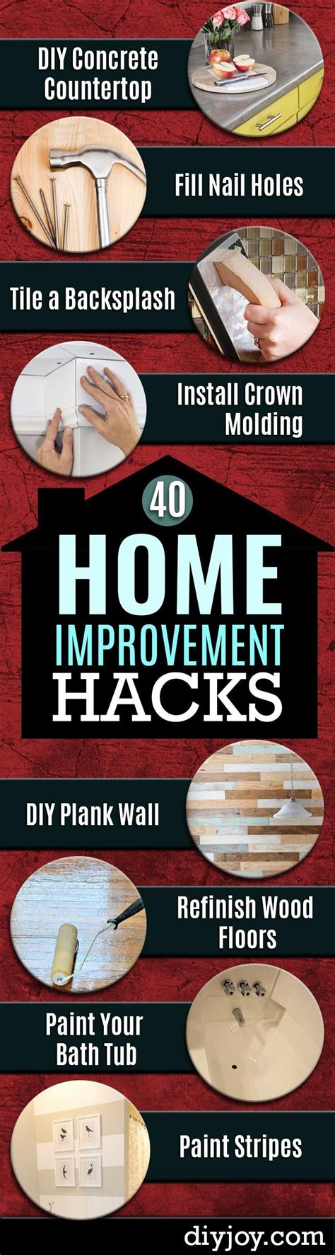 25 best home improvement projects ideas on