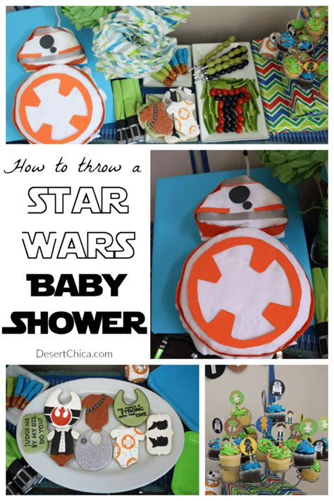 Wars Baby Shower Decorations by Bb 8 Cake Tutorial Desert Chica