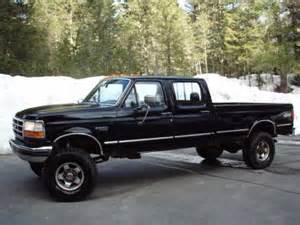 1993 Ford F350 1993 Ford F 350 Information And Photos Zombiedrive