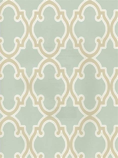 Trellis Design Wallpaper moroccan trellis wallpaper mediterranean wallpaper by american blinds wallpaper and more