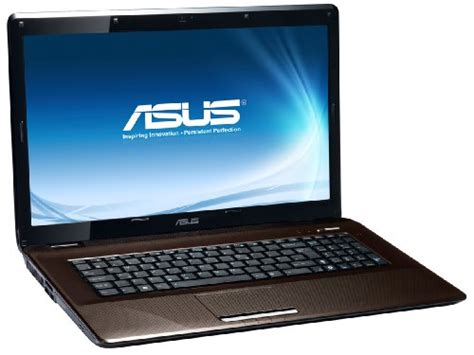 Laptop Asus Inter I5 asus x72 serie notebookcheck nl