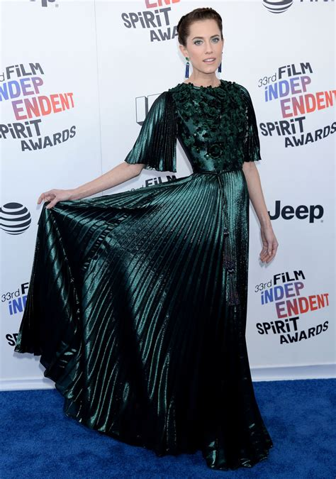 Independent Spirit Awards by Allison Williams 2018 Independent Spirit Awards In