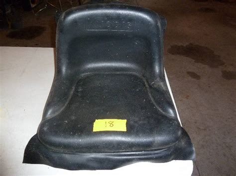 lawn tractor seat repair new kubota lawn mower or tractor replacement seat