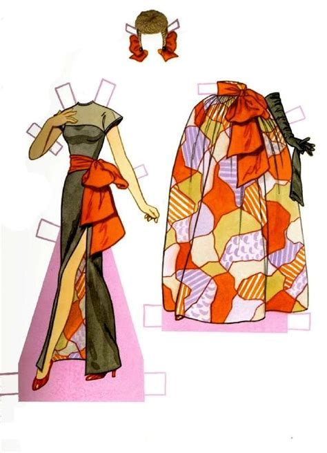paper doll fashion label 21260 best images about paper dolls on gabriel