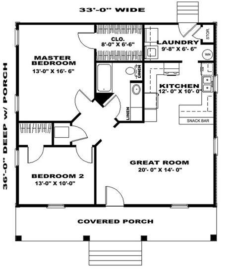retreat ii   bedrooms   baths  house designers