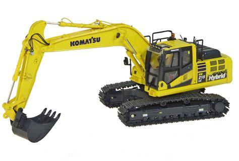 Komatsu Pc 215 Hybrid komatsu pc 215 hybrid excavator detailed collector