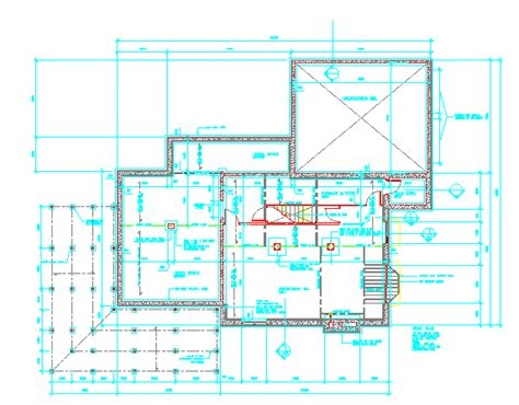 construction house plans canadian home designs and light commerical blueprint reading