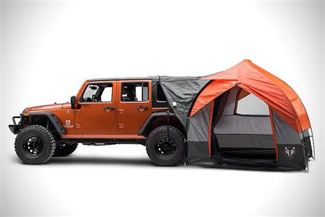 Jeep Cing Tent This Jeep Tent Is A Must For Any Outdoorsman