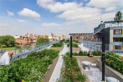 Via Verde Rooftop Garden   GrowNYC