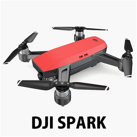 Dji Spark Mini Dji Spark Mini 2017 3d Model Turbosquid 1171606