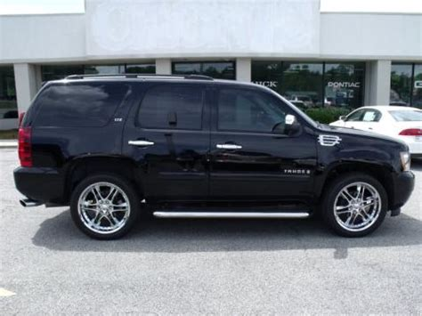 Chevrolet Jeep 2008 Used 2008 Chevrolet Tahoe Ltz For Sale Stock U17136