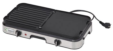elektro grill test elektrogrill tepro arvada mit gro 223 er grillfl 228 che im test