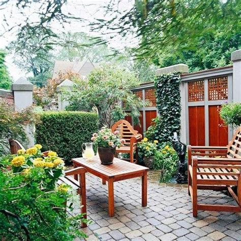 Garten Bepflanzung Am Zaun 5206 by Holz Zaun Garten Bepflanzen Steinfliesen Mauern Z 228 Une