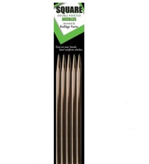 square knitting needles kollage square pointed needles at jimmy beans wool