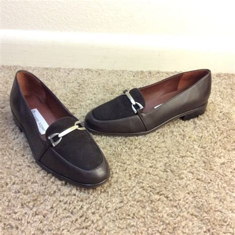 etienne aigner shoes flats etienne aigner etienne aigner flats from roby s closet