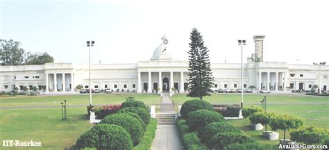 How Is Mba From Iit Roorkee by Indian Institute Of Technology Roorkee Iit Roorkee Roorkee
