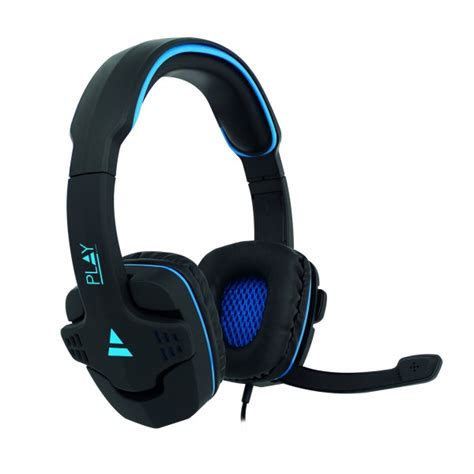 comfortable headset pl3320 comfortable over ear gaming headset