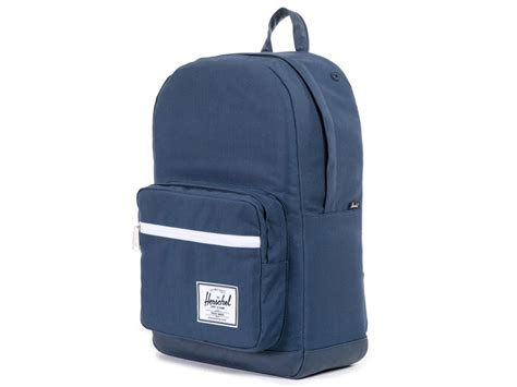 Herschel Macbook Tas herschel pop quiz backpack rugzak met 15 inch laptopvak navy navy