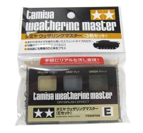 Tamiya Weathering Master E hattons co uk tamiya 87098 weathering master set e