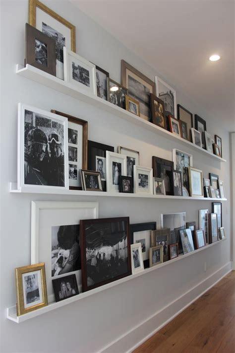 estante para cuadros ideas para decorar con estantes para cuadros estanter 237 a