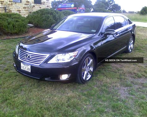 lexus sedan 2010 2010 lexus ls460l sedan 4 door 4 6l purchased with 3yr