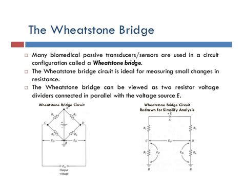wheatstone bridge johnson noise wheatstone bridge johnson noise 28 images higher bitesize physics analogue electronics
