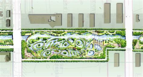 design a garden competition suining xiaoyan river competition weddle landscape design