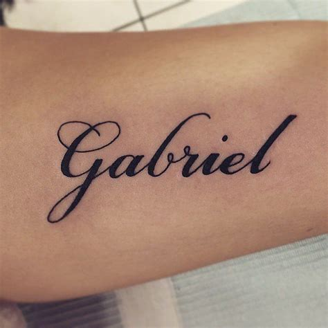 tattoo name fonts best 25 name tattoos ideas on pinterest baby name