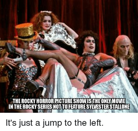 Rocky Horror Meme - 25 best memes about sylvester stallone and funny