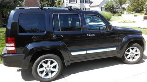 how cars run 2008 jeep liberty security system find used 2008 jeep liberty limited sport utility 4 door 3 7l black in dayton ohio united