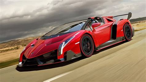 lamborghini veneno roadster review  price auto