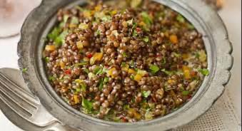 The lentil plant lens culinaris originates from asia and north